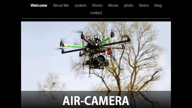 AIR-CAMERA (エア・カメラ)