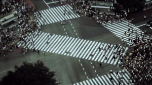 ゆずの新作「かける」の空撮映像