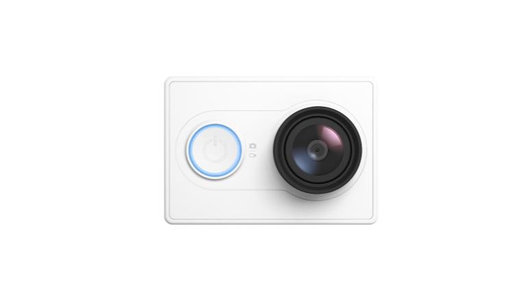 アクションカメラ「Xiaomi Yi」