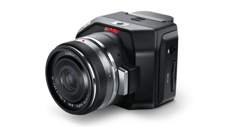 Blackmagic Micro Cinema Camera(ブラックマジックマイクロシネマカメラ)