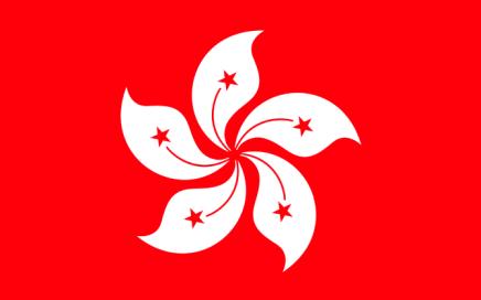 香港大規模デモの空撮動画
