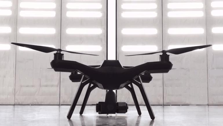 3D Roboticsのドローン『solo』