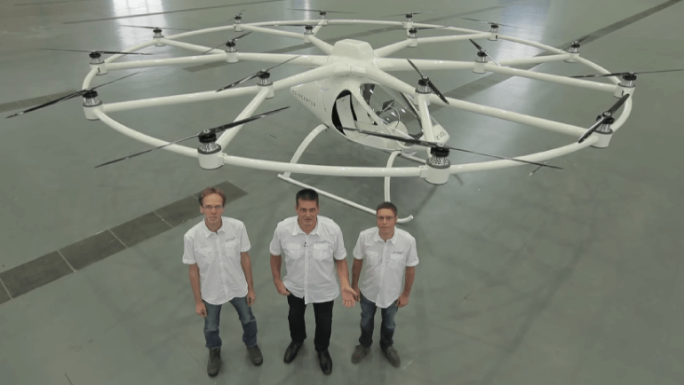 『Volocopter』